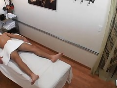 Dude truly likes the way massage receives mixed with fuck