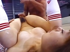 Wild sweetheart needs a tough dick to tame her horny beaver